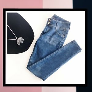 DIAMONTE Super Soft Stretch Skinny Jeans #1042B